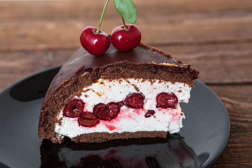 فیلینگ کیک