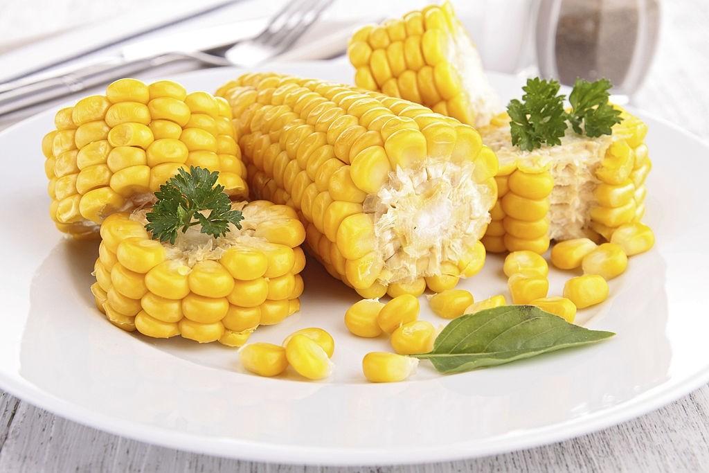 کالری دانه های ذرت