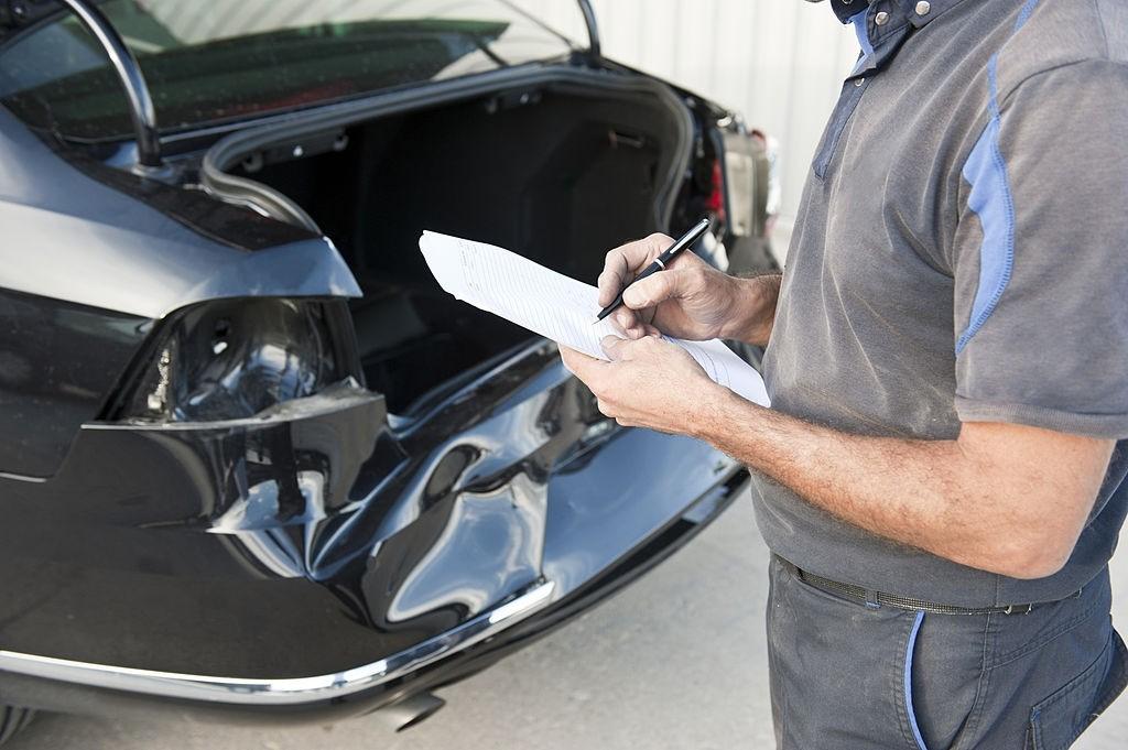شکایت از راننده مقصر در تصادف