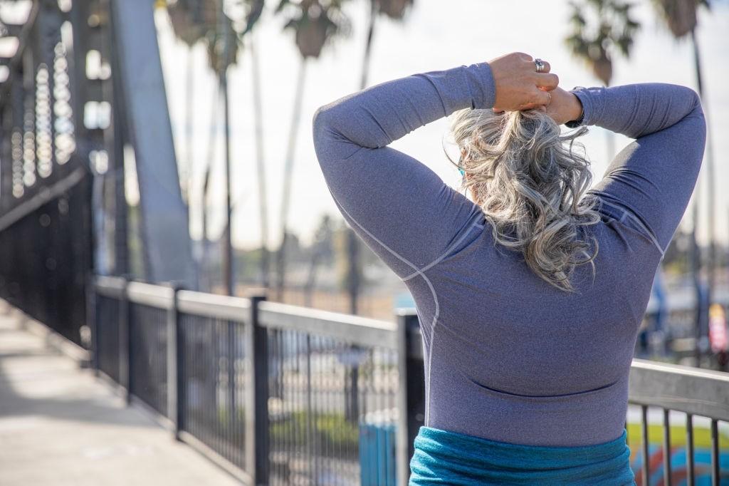 تاثیر ورزش بر رشد مو