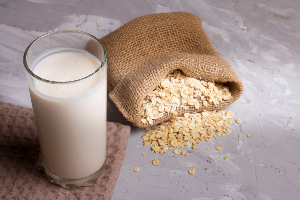 فواید شیر جو دوسر