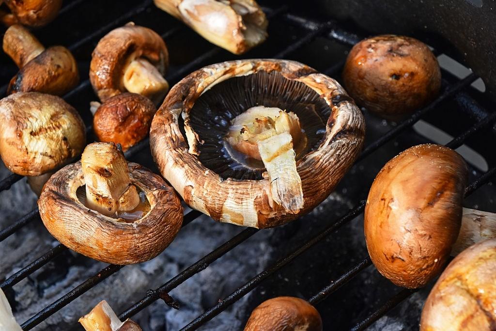 کباب قارچ