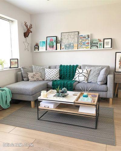 تزیین خانه با تابلو های مدرن