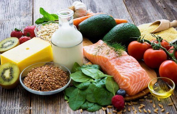 تیرامین پایین در رژیم غذایی