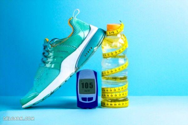 درمان دیابت نوع اول و دوم با انواع ورزش ها