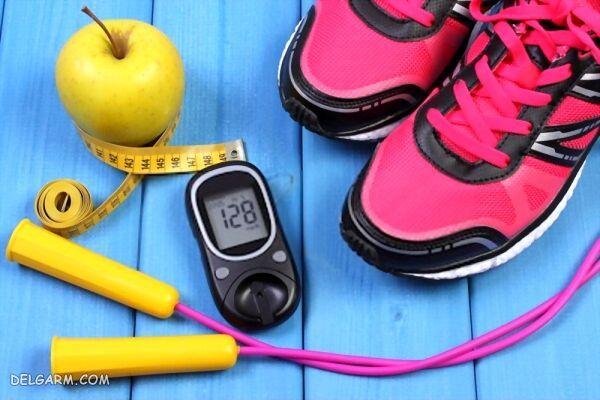 فواید و مضرات ورزش کردن برای افراد دیابتی نوع 1 و دو