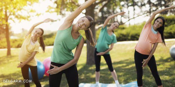 تاثیر ورزش بر کرونا