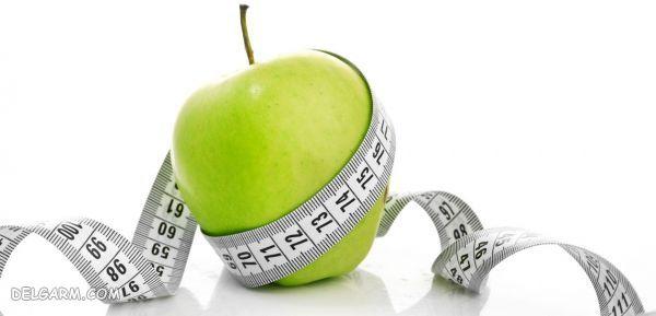 کاهش وزن و لاغر شدن