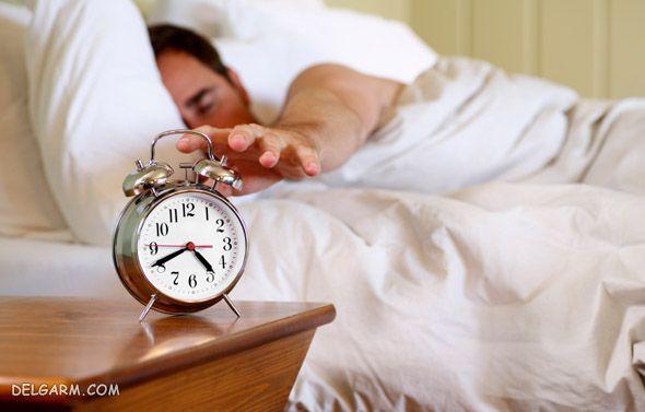 باهوش شدن با خوابیدن