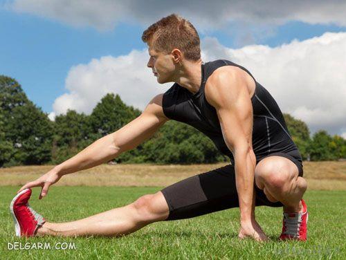 ورزش را با تمرینات کششی شروع کنید