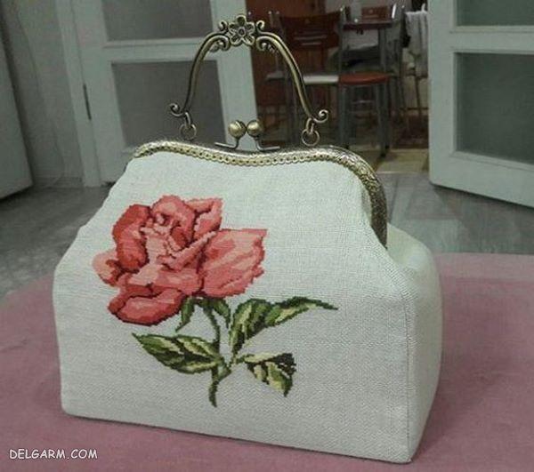 مدل کیف گلدوزی شده