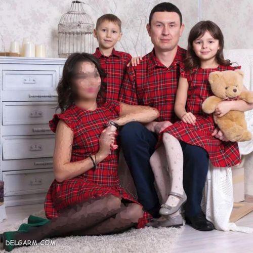 مدل لباس ست خانوادگی