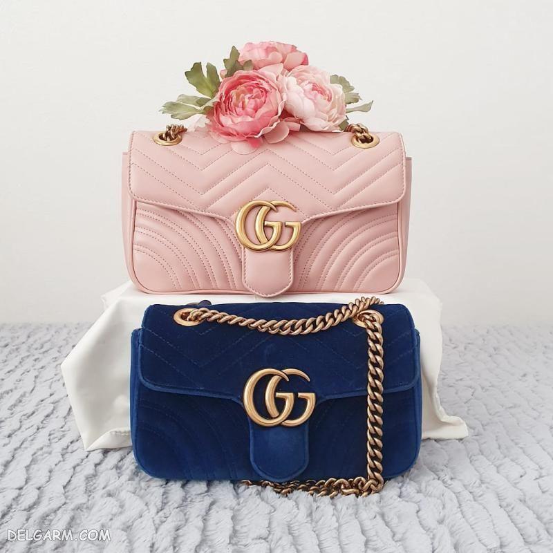 مدل کیف چرم جدید دخترانه