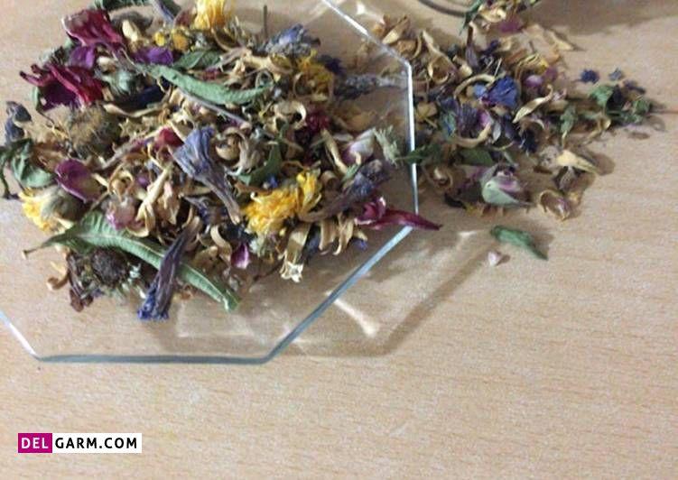 شربت لاغری هفت گیاه