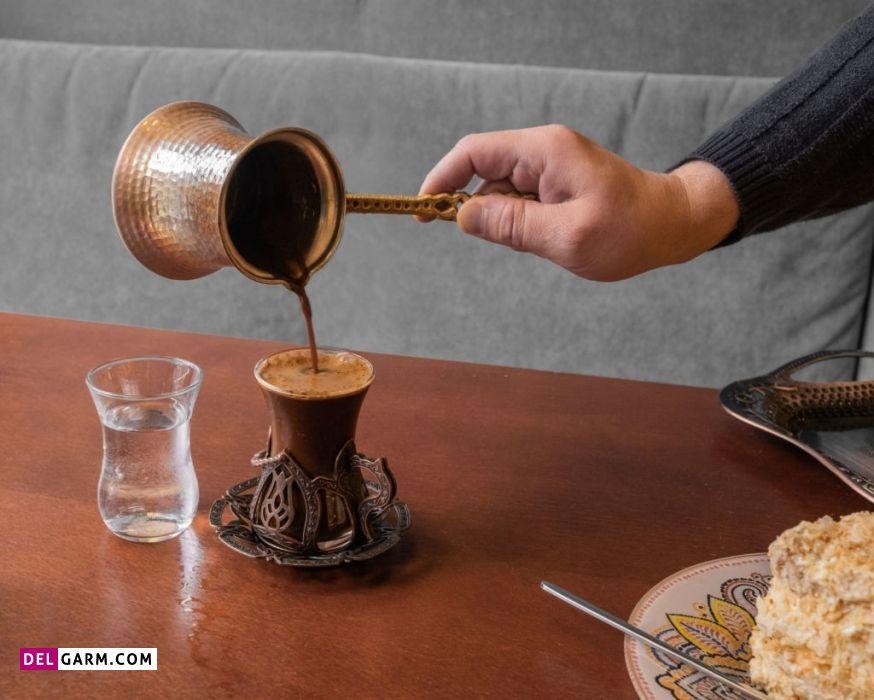 دیدن شمع در فال قهوه
