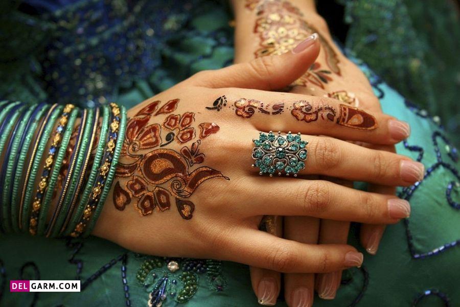 حنا هندی برای مو