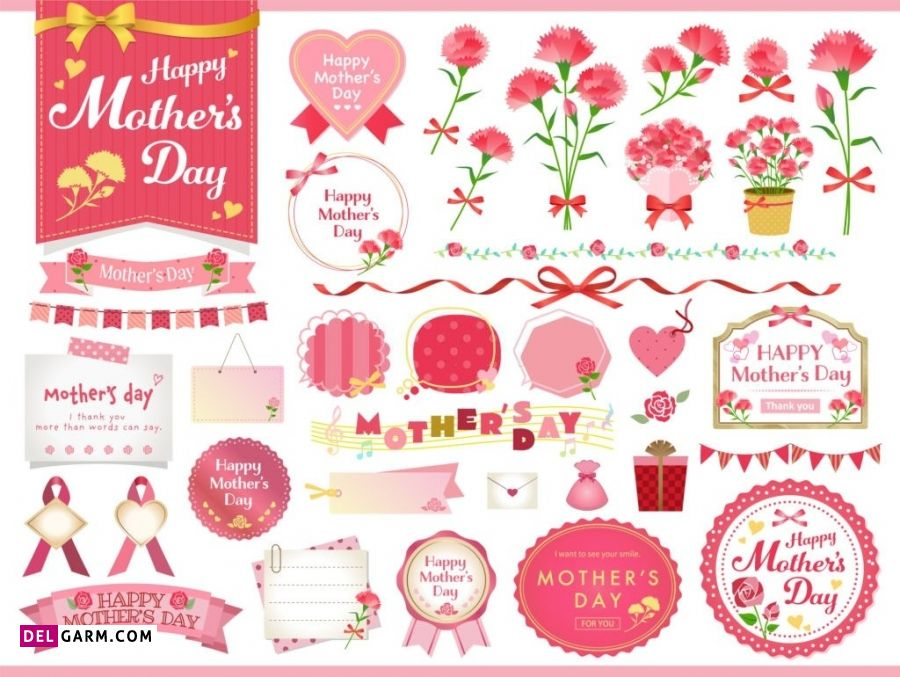 متن تبریک روز جهانی مادر از زبان دختر