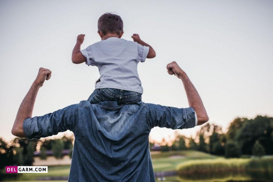 35 متن فوق العاده زیبا برای تبریک روز پسر به پسرم
