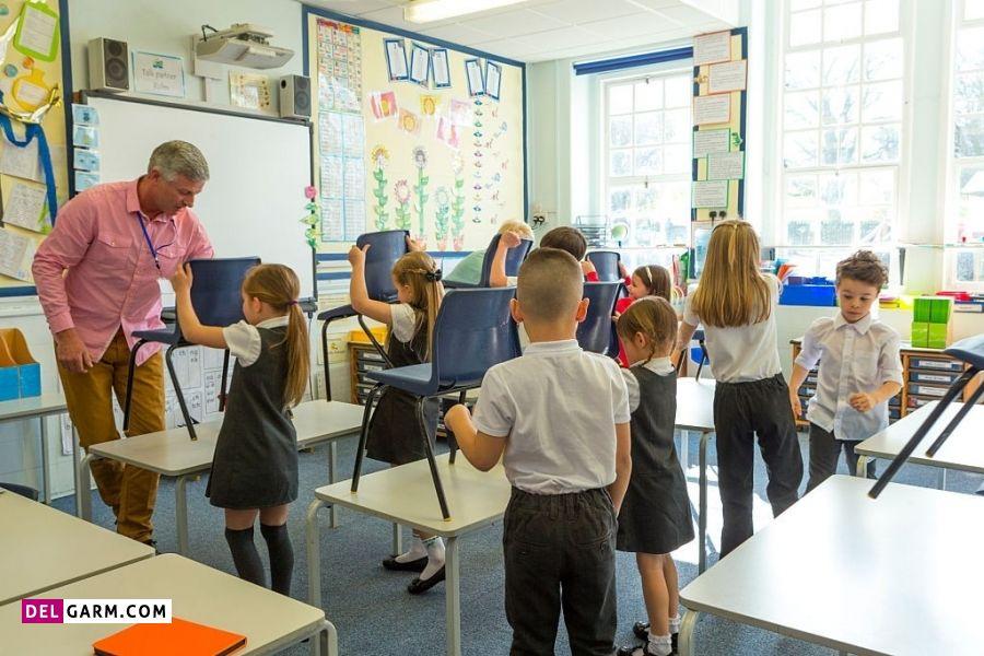 متن اداری تشکر والدین از معلم