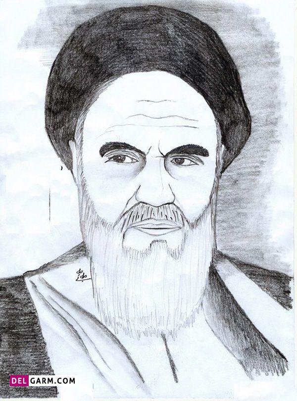 نقاشی رحلت امام خمینی