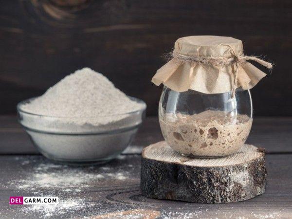خمیر مایه چیست