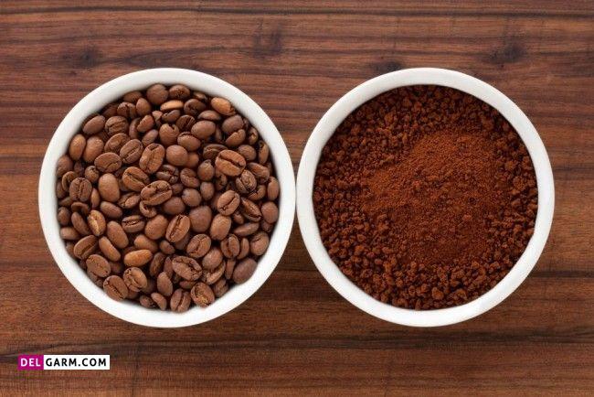تفاوت نسکافه با قهوه