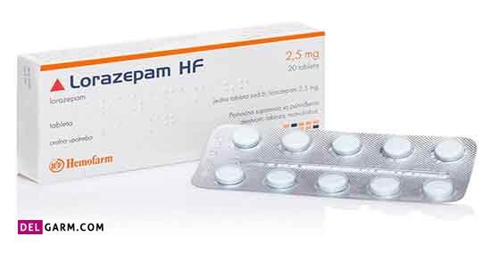 فرق آلپرازولام و لورازپام