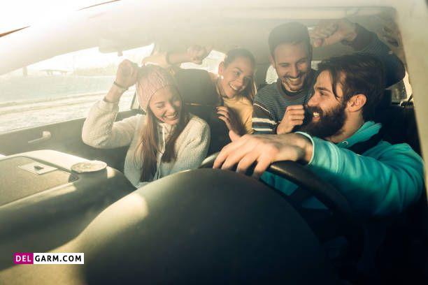 آهنگ عربی برای ماشین