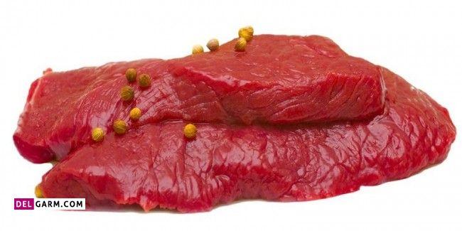 گوشت شترمرغ در باراری