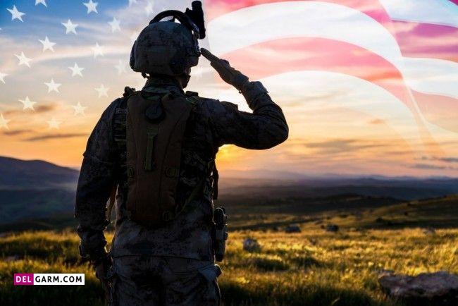 پیام تبریک پایان خدمت و سربازی