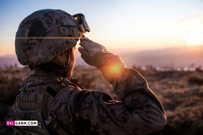 متن تبریک پایان سربازی