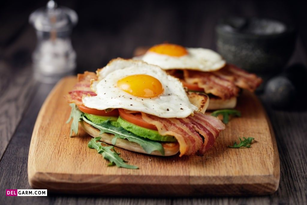 عکس صبحانه در طبیعت