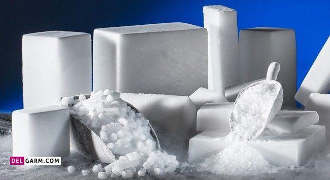 چگونه از یخ خشک استفاده کنیم ؟