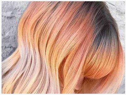 رنگ موی دخترانه / ترکیب رنگ موی دخترانه
