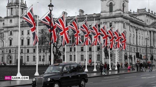 فرق بریتانیا و انگلیس