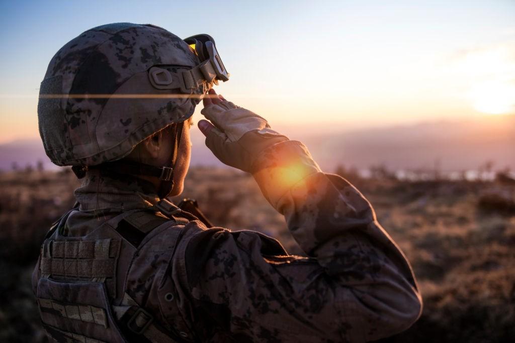 تبریک روز سرباز