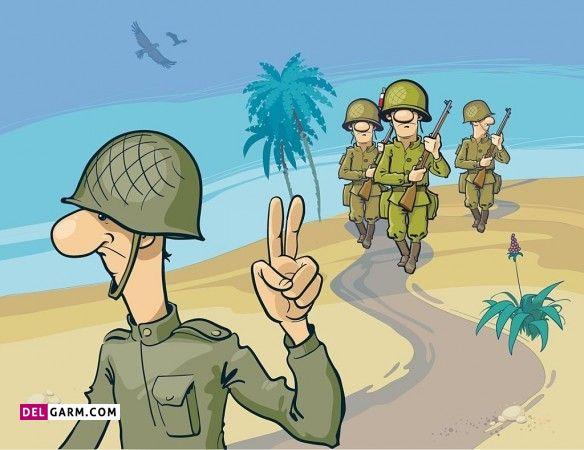 متن تبریک روز سرباز
