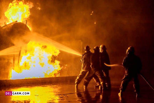 تبریک روز آتش نشانی به انگلیسی