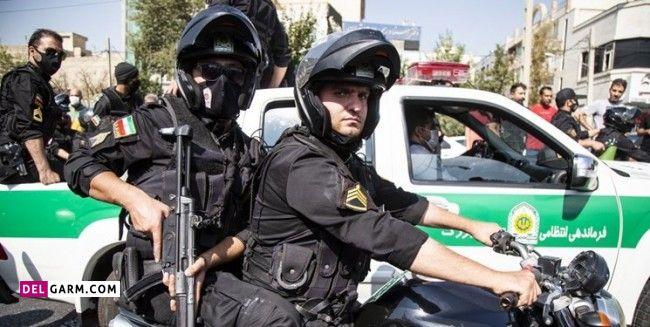 انشا هفته نیروی انتظامی