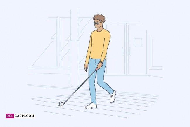 انشا روز جهانی نابینایان