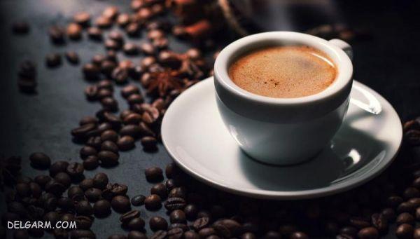 نوشیدن قهوه برای درمان تپش قلب