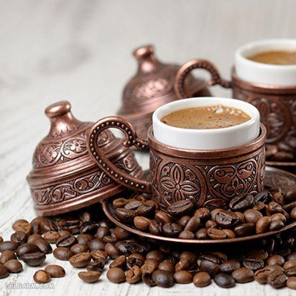 ابر در فال قهوه