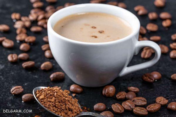 نحوه گذفتن فال قهوه
