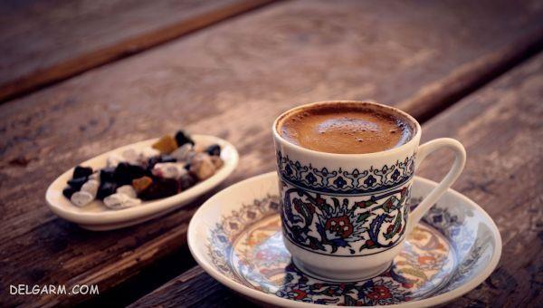 چگونه فال قهوه بگیریم ؟
