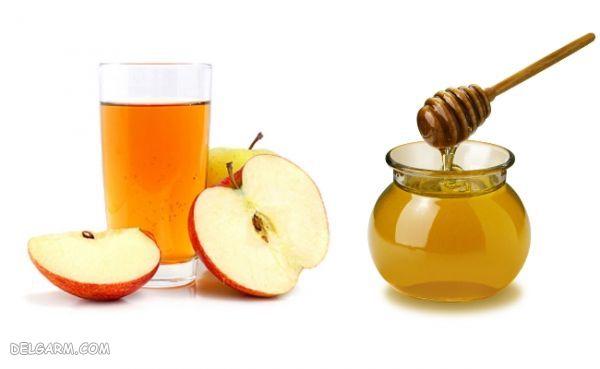انواع روش های استفاده از سرکه سیب برای درمان عفونت سینوس