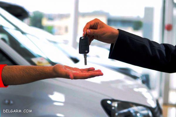 مدارک لازم جهت کرایه اتومبیل در کیش