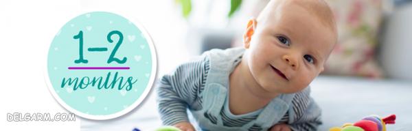 مراقبت بعد از واکسن دو ماهگی | زمان واکسن دو ماهگی نوزاد | مراقبت های قبل و بعد از واکسن دو ماهگی نوزاد