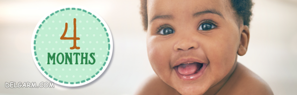 واکسن چهار ماهگی چند تاست | واکسن چهار ماهگی کودک | واکسن 4 ماهگی نوزاد