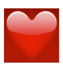 معنی ایموجی ها | معنی ایموجی قلب قرمز