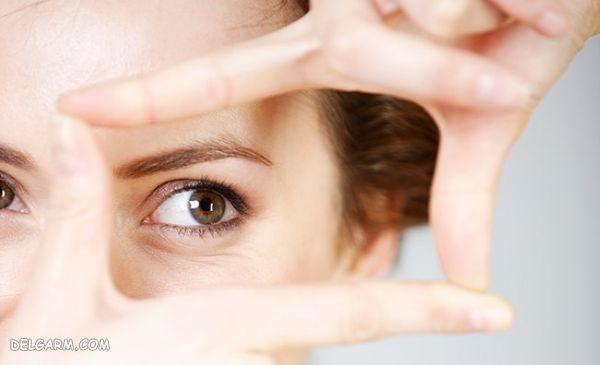 بهبود بینایی با مصرف برگ هویج